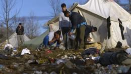 Flüchtlingslager Vučjak wird aufgelöst