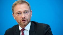"""Lindner nennt Staatsbesuch """"Propagandasieg"""" für Erdogan"""