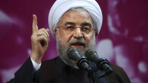 """""""Ein Krieg mit Iran wäre die Mutter aller Kriege"""""""