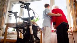 Welche Regeln gelten für Besuche im Pflegeheim?