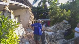 Mehrere Tote bei zwei Erdbeben auf den Philippinen