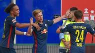 Leipzig wird zum Team der Stunde