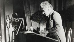 Christie's versteigert Einstein-Manuskript
