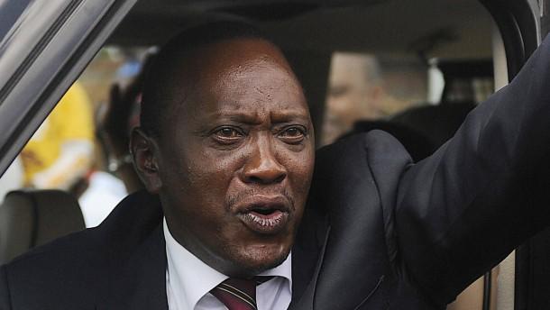 Gericht bestätigt Kenyatta als Wahlsieger