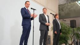 """SPD, Grüne und FDP wollen Sondierungen """"vertiefen"""""""