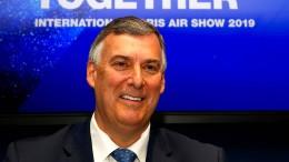 Top-Manager McAllister verlässt Boeing