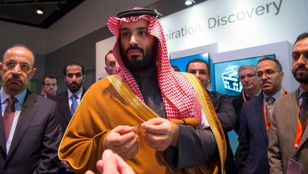 Saudischer Kronprinz spricht Israel Existenzrecht zu