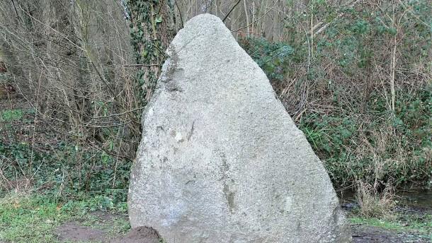Stonehenge auf Hessisch