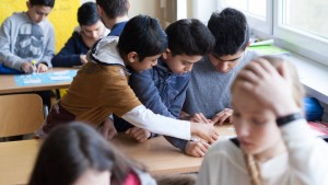 Förderschulen dürfen keine Flüchtlinge nehmen