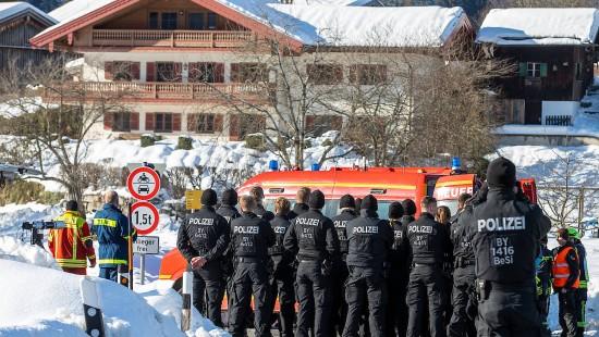 Ortsteil in Bayern evakuiert