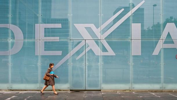 Belgien übernimmt Teile der Dexia-Bank