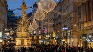 In Wien regieren die Bullen
