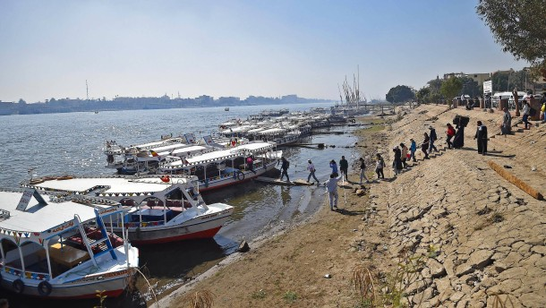 Deutsche Touristin stirbt bei Hauseinsturz in Ägypten