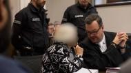 Ins Gefängnis muss sie nicht: Die 91-Jährige bekam eine Bewährungsstrafe.