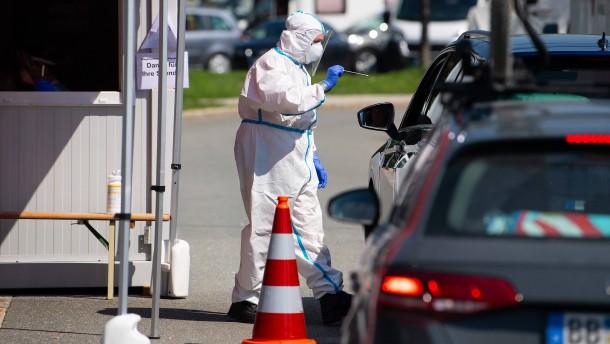 Bayern sucht weiter nach 46 Infizierten