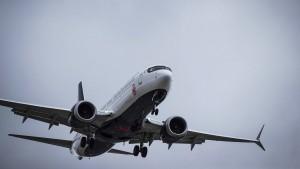 Boeing stoppt Auslieferung der 737 MAX
