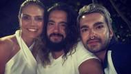 Kaulitz-Klumsche Hochzeitsgrüße: Frau, Mann, Priester