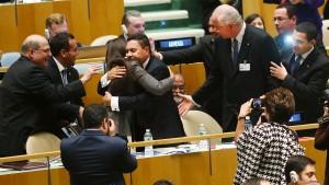 Türkei schafft es nicht in den UN-Sicherheitsrat