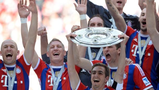 Bayern gegen Wolfsburg zur Eröffnung