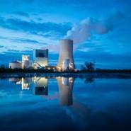 Kohlekraftwerk Datteln in Nordrhein-Westfalen