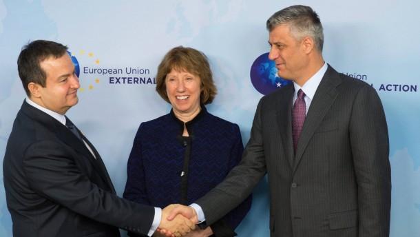 EU nimmt Beitrittsgespräche mit Serbien auf