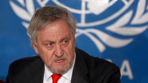 Somalias Regierung fordert UN-Sondergesandten zur Ausreise auf