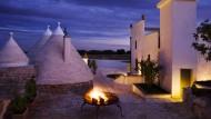 Urlaub in Apulien: Alte Gutshöfe wurden in der Region zu luxuriösen Hotels umgebaut