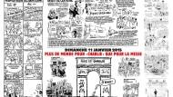 Die neueste Ausgabe von Charlie Hebdo