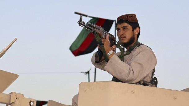 In Kabul steigt die Unruhe