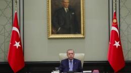Gegendrohung in Richtung Ankara