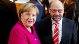 """Schulz will """"rote Politik"""" durchsetzen"""