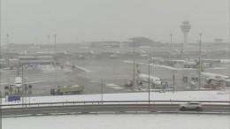 Flugausfälle und Verspätungen am Flughafen