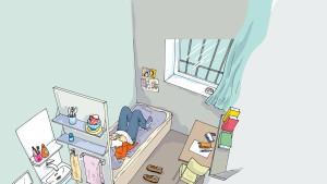 Ein Kinderbuch über das Leben im Gefängnis