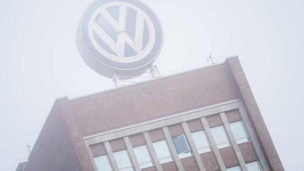 Lieber VW als Deutsche Bank