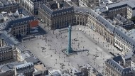 Teures Pflaster: Place Vendôme in Paris