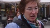 Straßenumfrage in Köln nach Schlagabtausch zwischen Merkel und Steinbrück ohne klaren Sieger.