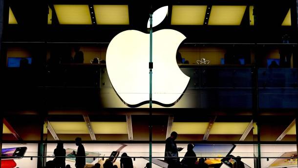 Trump verschont Apple