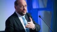 Schulz: G20-Gipfel keine Plattform für Propaganda