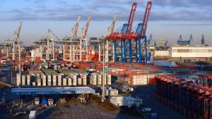 Exporte überraschend stark gestiegen