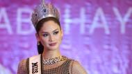 Miss Universe macht sich für Aids-Opfer stark
