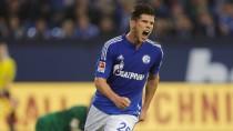 Mal wieder zur rechten Zeit am richtigen Platz: Schalkes Huntelaar