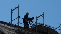 Zwei Männer bei Razzia gegen Schwarzarbeit festgenommen