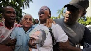 Dutzende Oppositionelle festgenommen