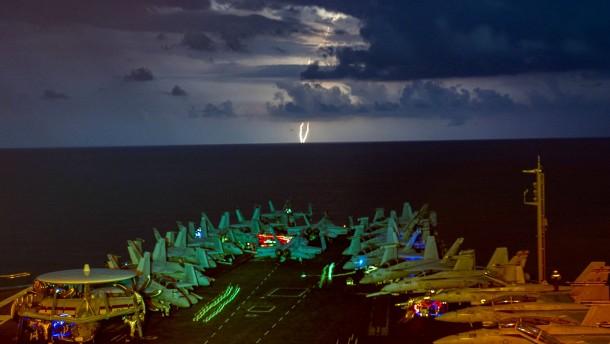 Droht ein neuer Krieg im Pazifik?