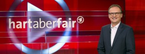 """Hart aber Fair""-Moderator Frank Plasberg"