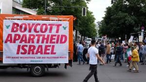 Unerträglicher Antisemitismus