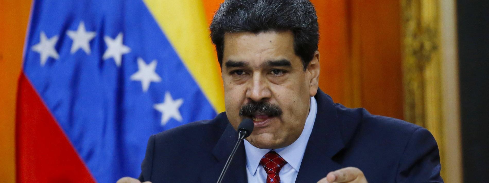 Keine Pause für Maduro