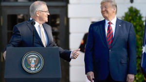 Trump wollte von Australien Informationen zu Russland-Ermittlung
