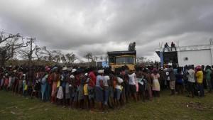 Haiti droht nach Matthew neue Cholera-Epidemie