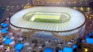 So könnte das Qatar University Stadium aussehen